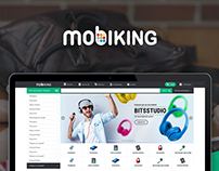 Mobiking. Online shop