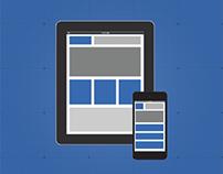 E-Commerce wireframe Concept design