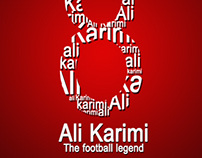 ali karimi - The iranian football legend