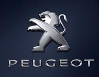 VIDEO: Peugeot - Motion & Design