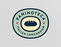 Paninoteca / Italian Lunchroom (Branding)