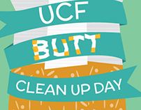 UCF Butt Clean Up Day