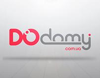 LogoType for Dodomy.com.ua