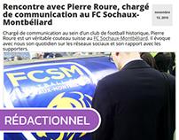 Interview Pierre Roure