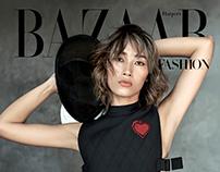 Harper's Bazaar Vietnam May 2017