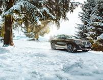 BMW X6 M40D