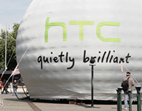 HTC Promotion Ball Düsseldorf