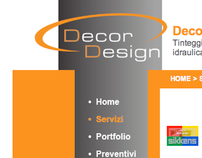 Web site - Decor Design
