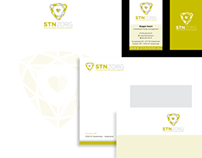 Corporate identity STN Zorg
