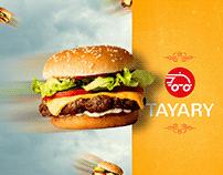 Tayary Food Delivery / Social Media