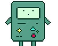 BMO (pixel art animation)