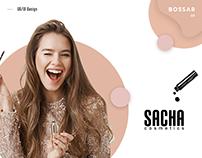 Cosmetics E-commerce Store Design