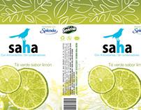 Saha Lemon Tea