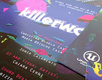 KillerWave - Flyer and business card