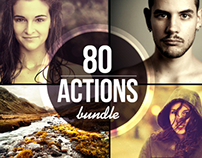 80 Premium Actions Bundle
