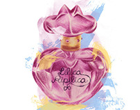 Lilica Ripilica - Illustration series