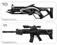 Weapon concept 5