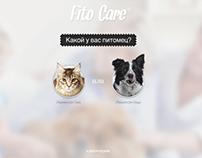 Fitocare web-site