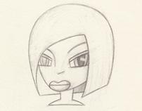 m o t - f e m (sketches)
