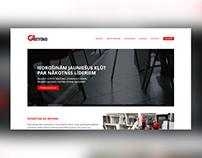 Go Beyond - corporate website