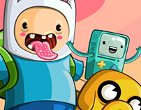 Adventure Time / Fan Art