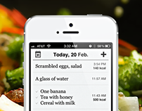 What I Eat iPhone app