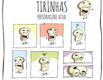 Tirinhas Vital