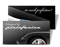 PININ FARINA - SIGNAL DESIGNED TO REACH FURTHER