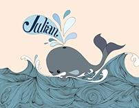 Julian the Whale