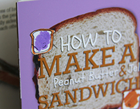 How To Make a PB&J