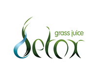 Detox Grass Juice