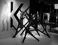 Karl Lagerfeld Denim Showroom Amsterdam 2007