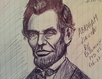 Abraham Lincoln by pallominy D30 C2 MD USA feb 27 2013