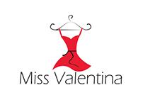 Logo Miss Valentina