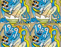Adidas Originals: Leave Your Mark Illustration