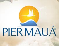 Pier Mauá - Redesign da Logo