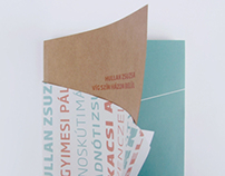 """""""Víg szín házon belül"""" Book Design"""