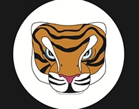 Eye of the Tiger Illustration