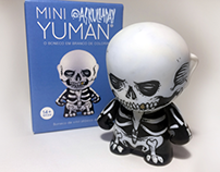 @askulladay - Mini Yuman Toy
