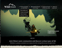 WIldAsian Web Design