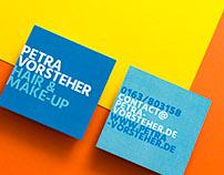 Petra Vorsteher - Branding