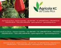 Agrícola (product info)