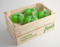 Self Promotion - Fresh Produce Crate