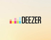 DEEZER - UX / UI Design - New Functionality Concept
