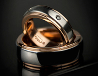 Black wedding ring   TYVODAR