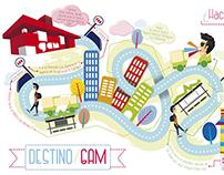 Destino / GAM