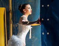 La danseuse du cirque