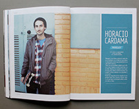 7 CAPAS Skateboarding & culture mag - Edición #8