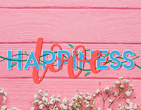 You need happiness and love