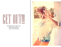 Editorial / GET OUT!!!